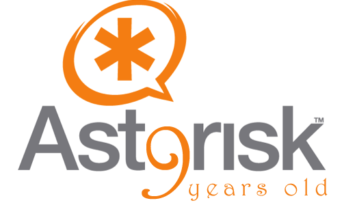 Asterisk, 9 years